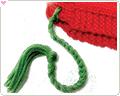 모자끈 만들기