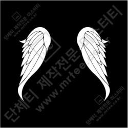 [초등반티/아동단체티] 흰날개